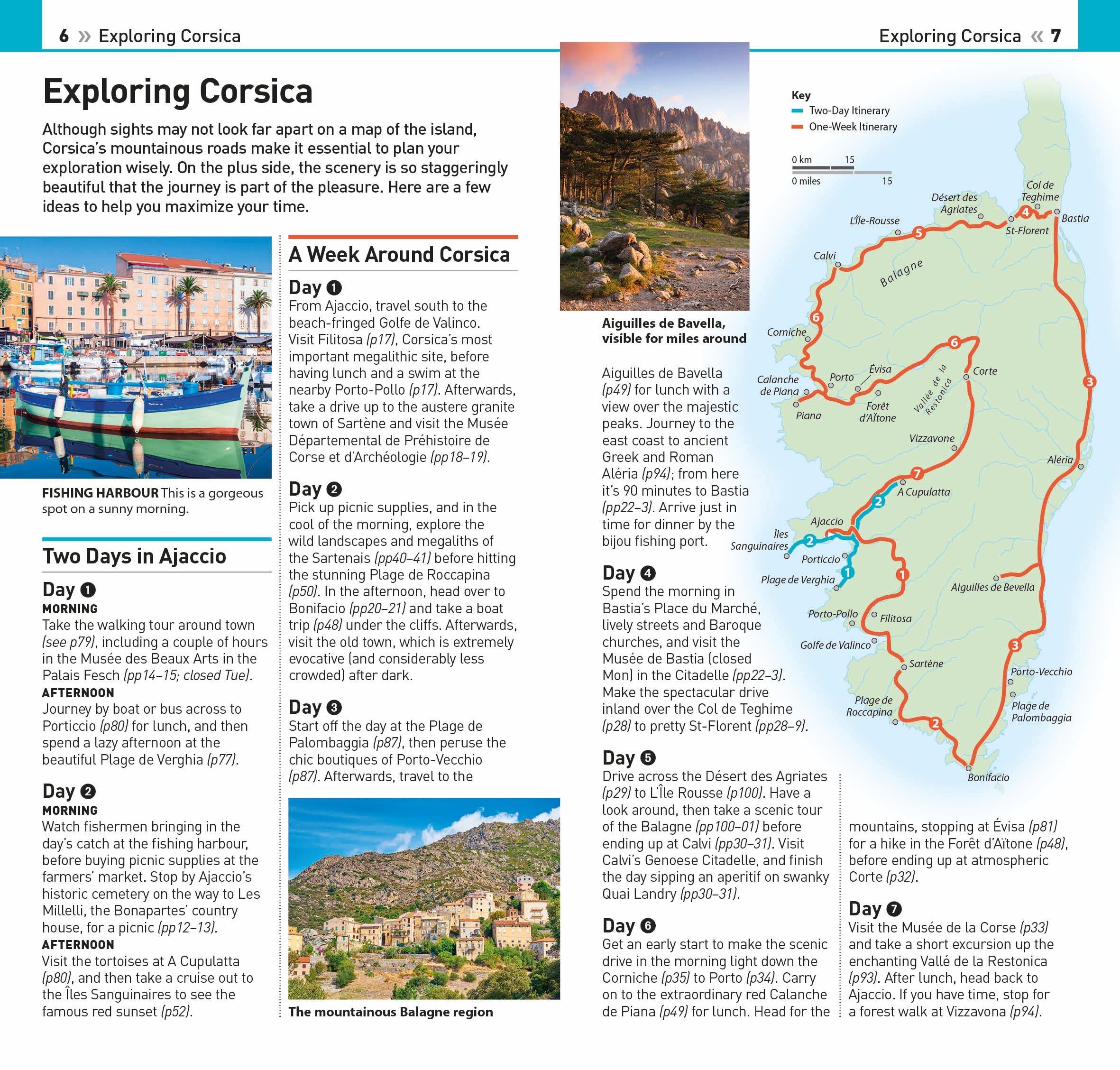 Top 10 Corsica (DK Eyewitness Travel Guide): Amazon.de: DK Travel ...