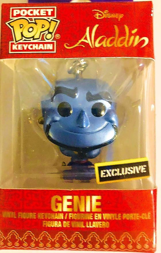 Amazon.com : Funko Pocket Pop! Aladdin Genie Exclusive ...