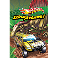 Dino Attack (Hot Wheels) (Scholastic Reader Level 1)