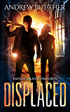 Displaced: Lansin Island Paranormal Mysteries Books 1-3