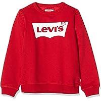 Levi's Kids Lvb Batwing Crewneck Sweatshirt Boys