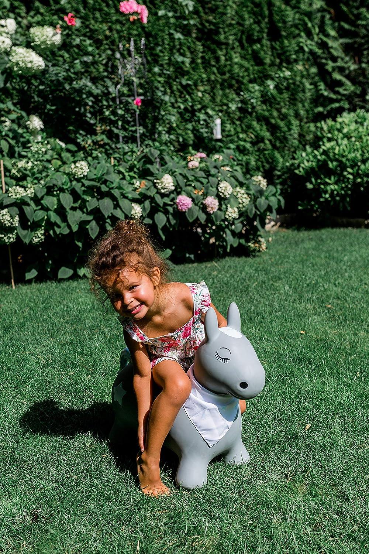 Sprung-Tier springen Kindsgut Hüpf-Tier Einhorn Kindsgut Hüpf-Tier