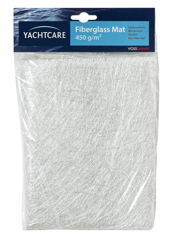Blanc SOLOPLAST 137189 Mat de verre 450 g//m m