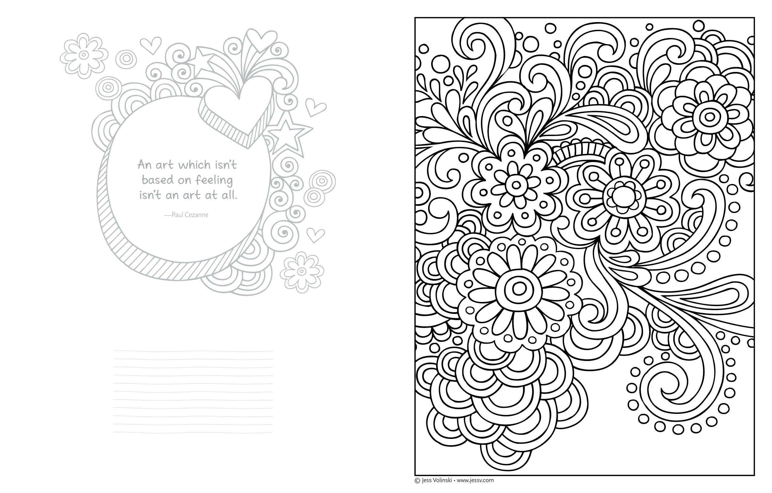 The botany coloring book by paul young - Notebook Doodles Color Swirl Coloring Activity Book Jess Volinski 0023863055543 Amazon Com Books