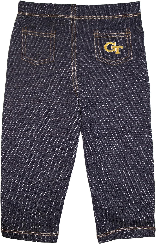Georgia Tech Yellow Jackets Denim Jeans
