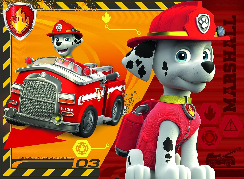 Comprar Ravensburger Paw Patrol - 4 puzzle en una caja, 12-16-20-24 piezas, para niños 3+ años (7033)
