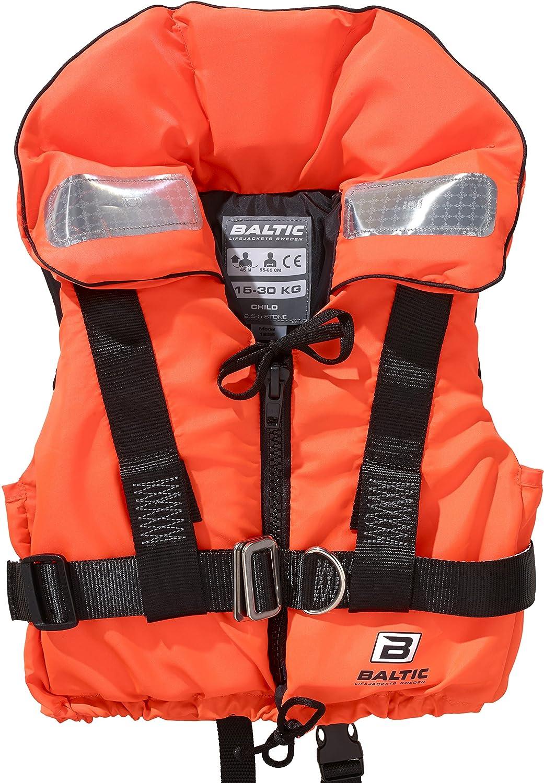 Baltic(バルティック) セーフティーハーネス付子供用ライフジャケット 1255 w. safety harness Toddler:315 kg  B007TS5MTK