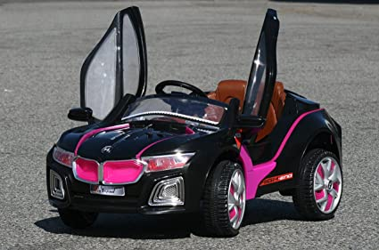 Amazon Com New 2015 Bmw I8 Vision Style Kids Ride On Car Power