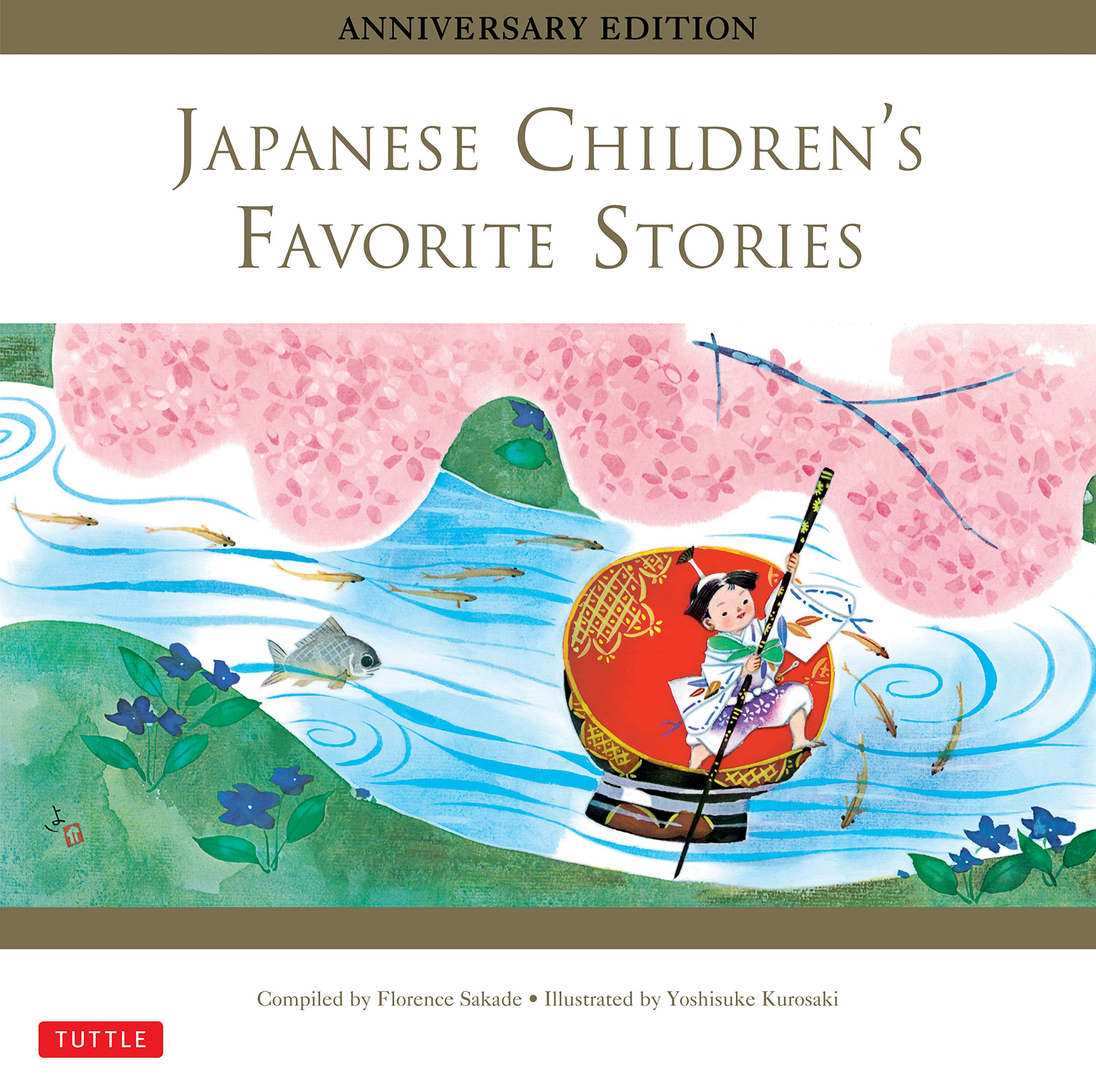 Download Japanese Children's Favorite Stories: Anniversary Edition pdf