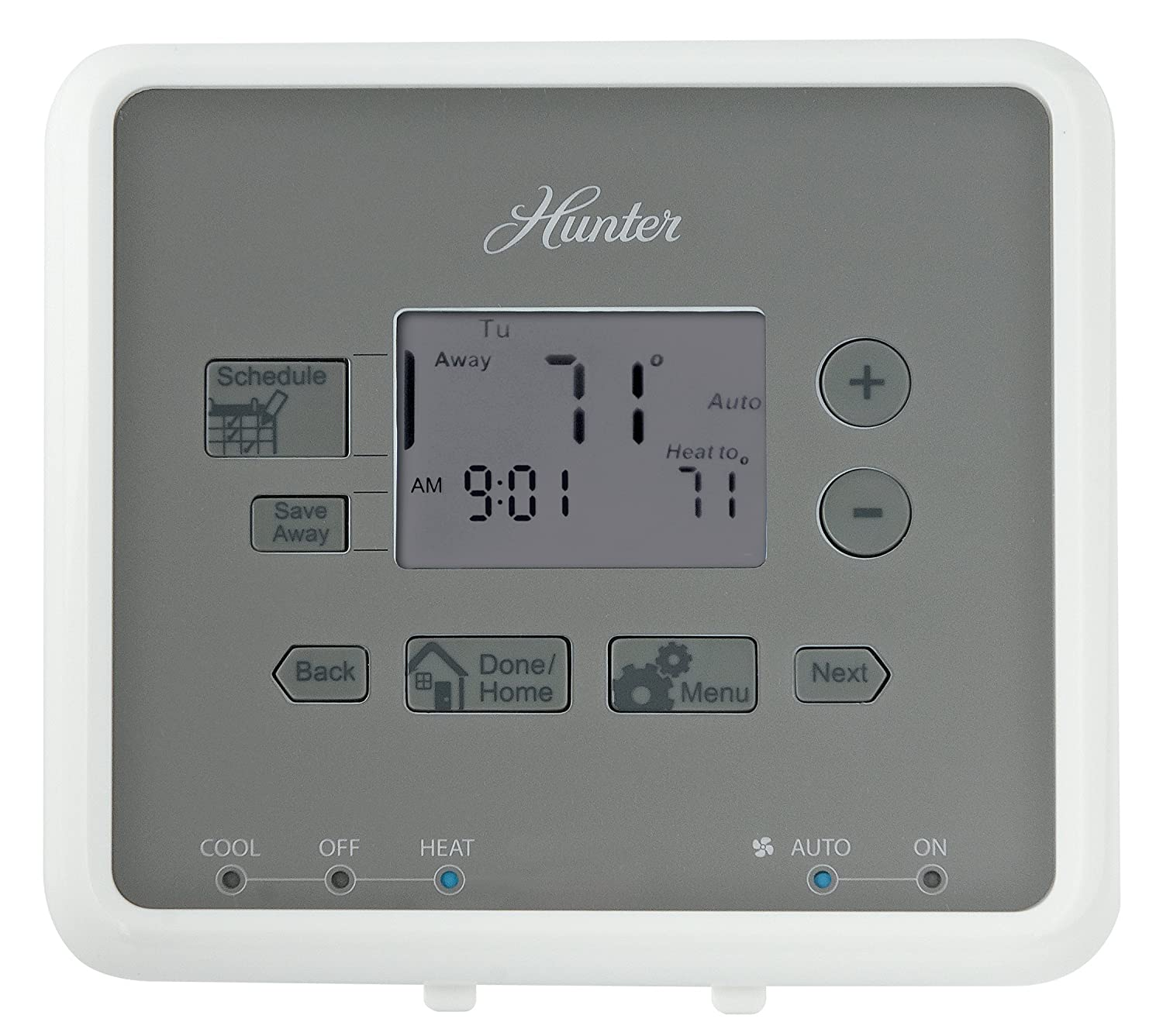 91%2BVhyIRNrL._SL1500_ hunter 44132 5 minute 5 2 day programmable thermostat, white hunter thermostat 44260 wiring diagram at love-stories.co