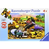 Ravensburger Construction Crowd - 60 Piece Puzzle