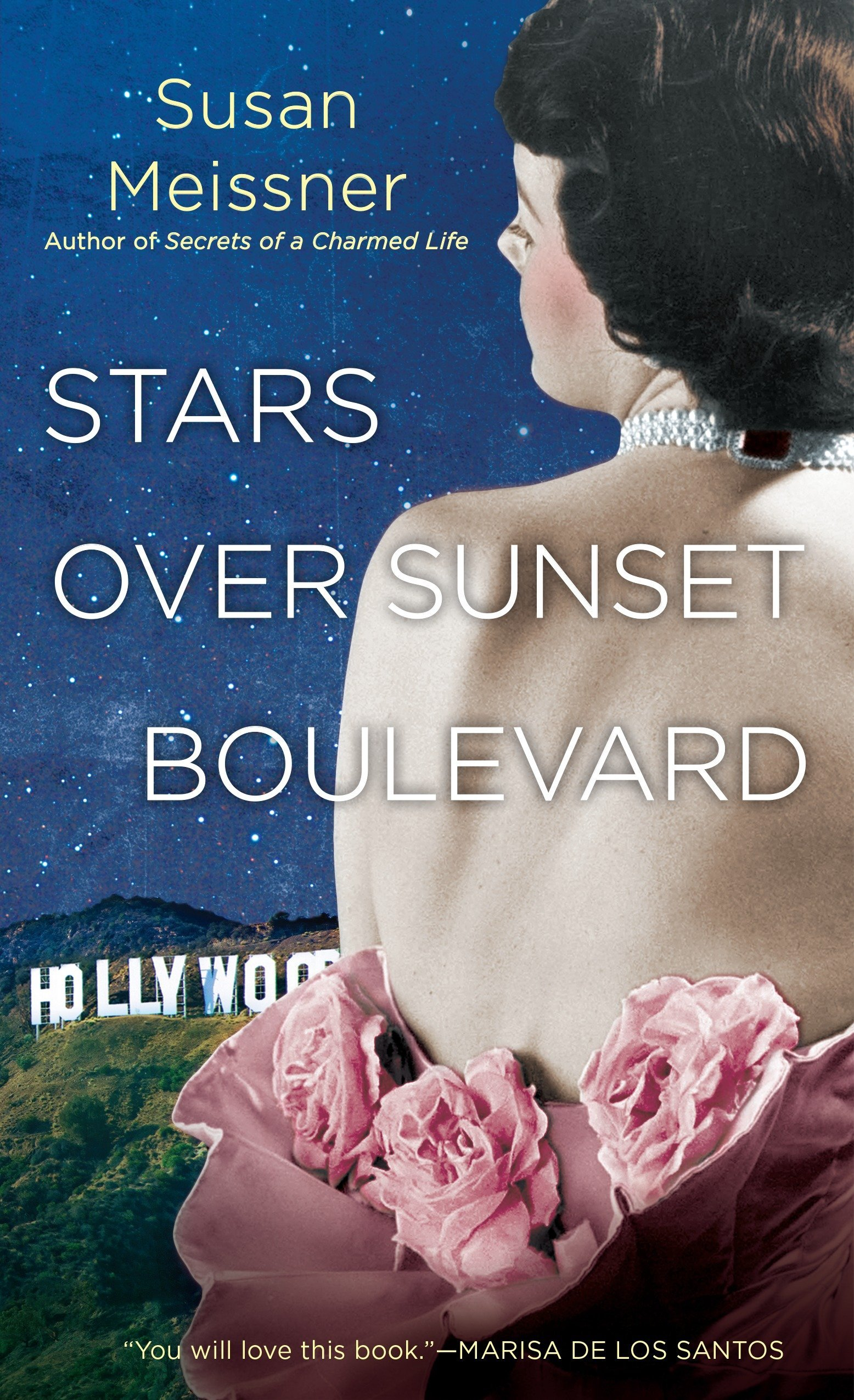 Image result for stars over sunset boulevard