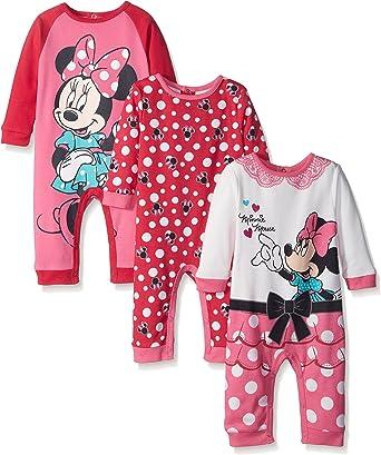 Details about  /Moños Lazos juego Para Niñas 3 uds personalizado Minnie