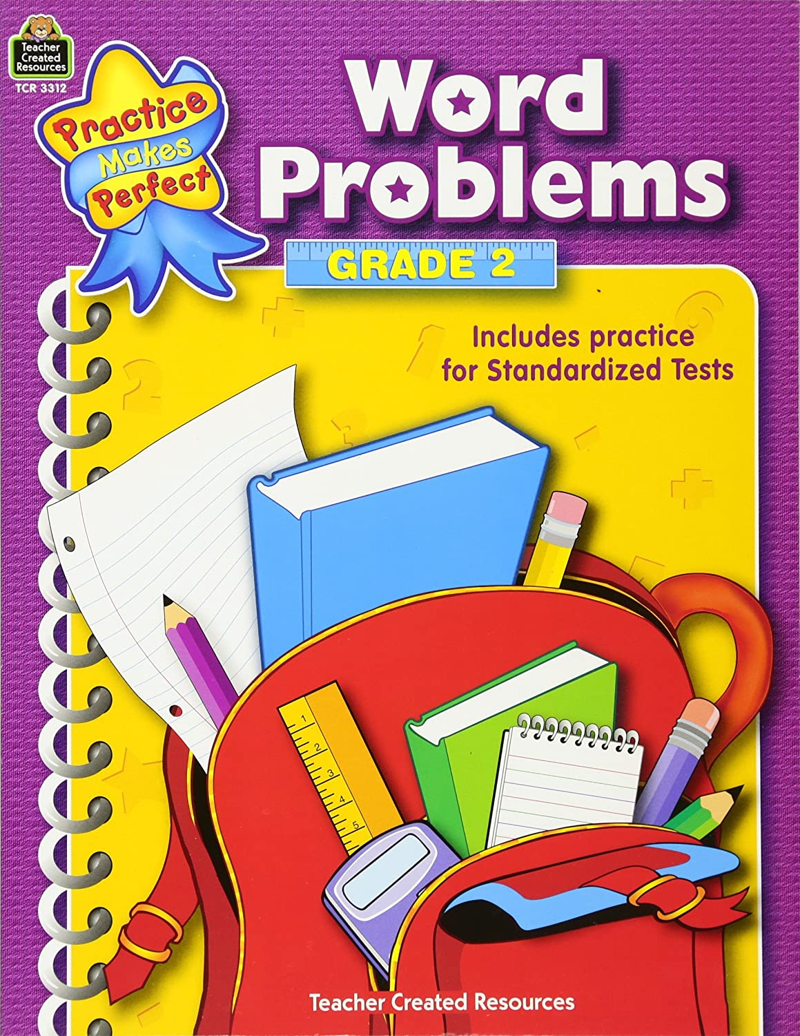 Word Problems Grade 1 (Mathematics): Teacher Created Resources Staff:  9780743933117: Amazon.com: Books