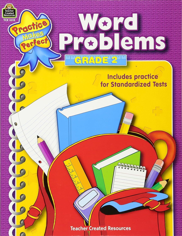 Word Problems Grade 1 (Mathematics): Teacher Created Resources Staff:  9780743933117: Amazon.com: Books