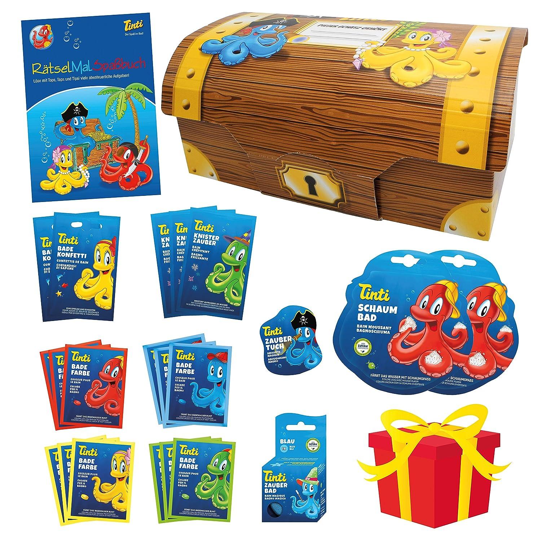TINTI Coffre de bain pour enfants - 23 produits 19000194