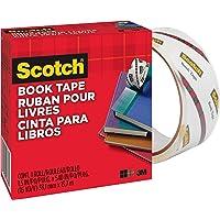 Scotch Book Tape 50.8mm x 13.7m 845