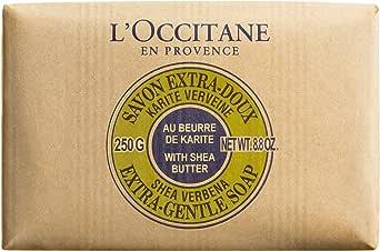Loccitane Shea Butter Extra Gentle Soap - Verbena, 250 g