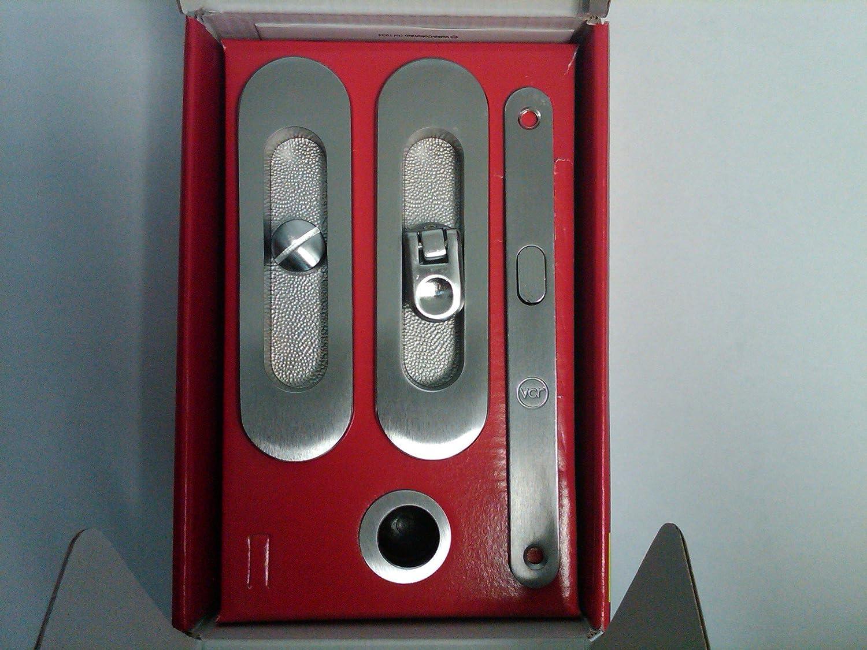 Valli Valli K1204 Pocket Door Privacy Mortise Lock Set Pocket