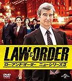 LAW&ORDER/ロー・アンド・オーダー<ニューシリーズ3> バリューパック [DVD]