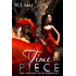 Time Piece: Paranormal, Tattoo, Supernatural, Romance (The Chronicles of Kerrigan Sequel Book 2)