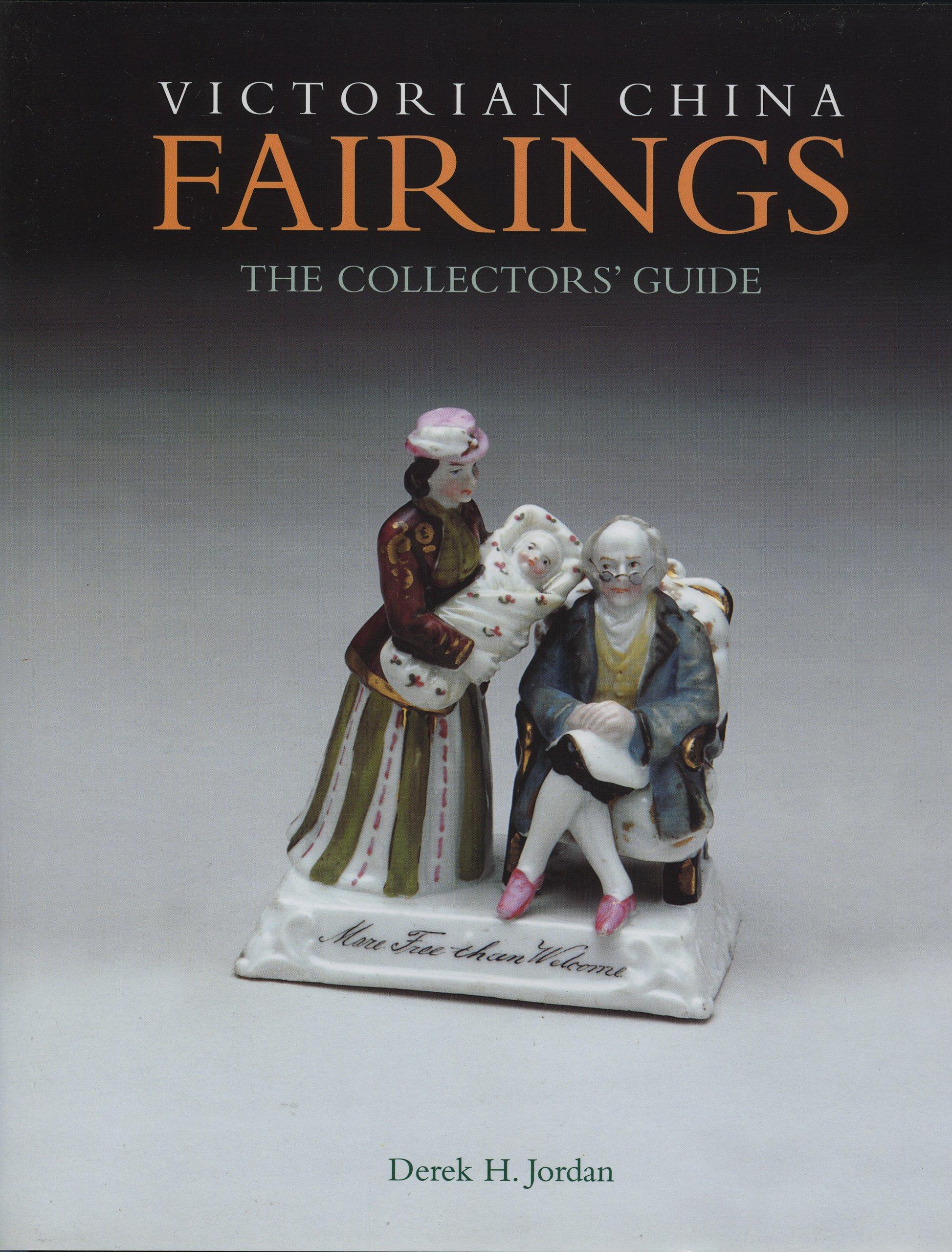 "Картинки по запросу ""Victorian China Fairings The Collectors Guide"", by Derek H. Jordan."