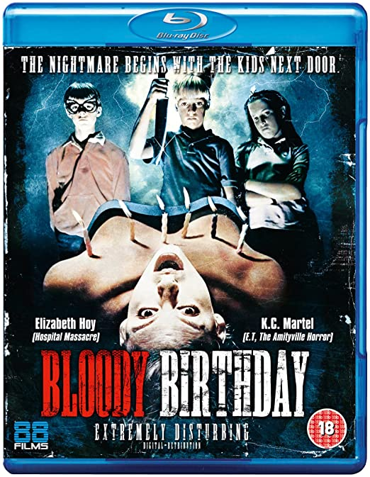 Bloody Birthday [Reino Unido] [Blu-ray]: Amazon.es: Lori ...