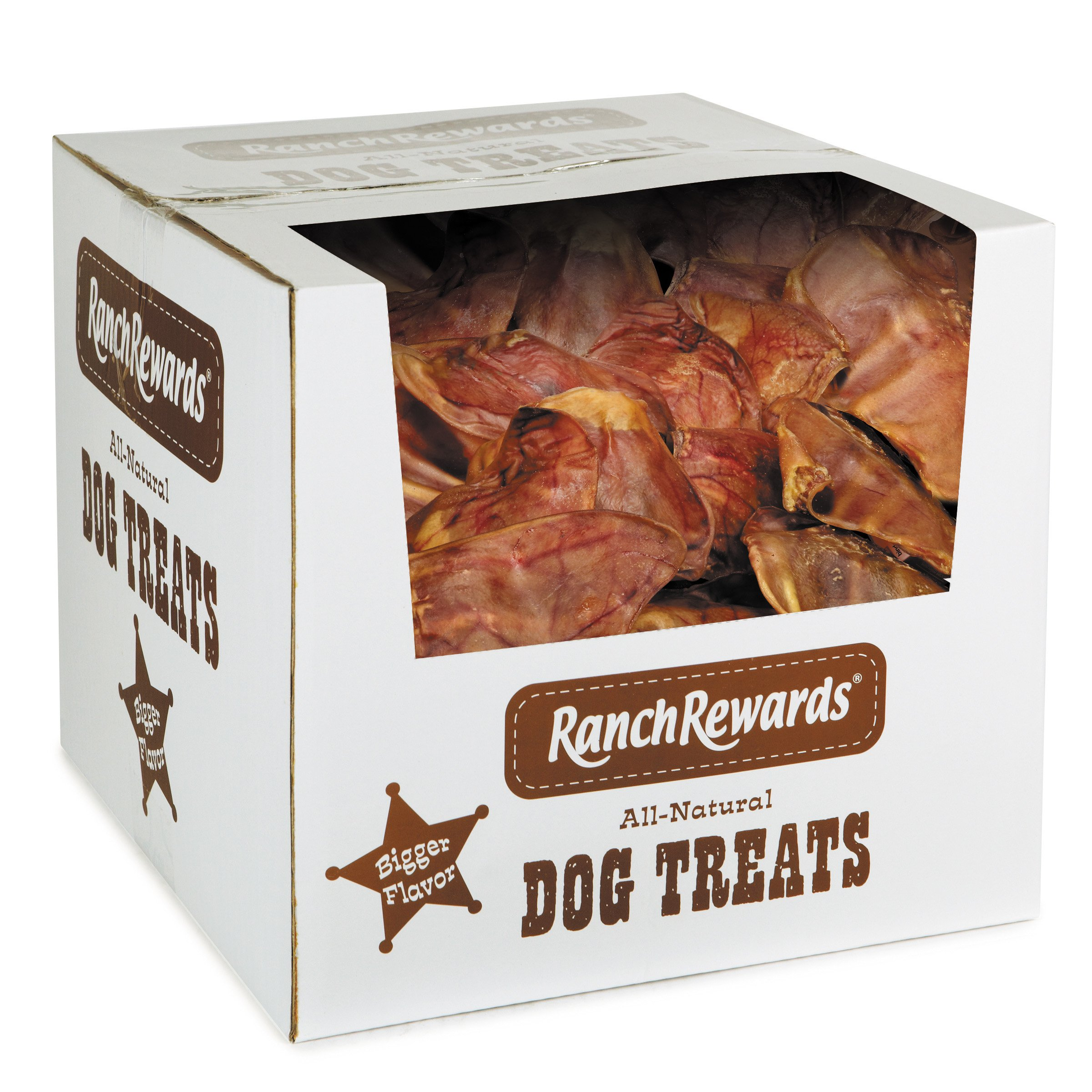 Ranch Rewards USA Pig Ears 100 Box