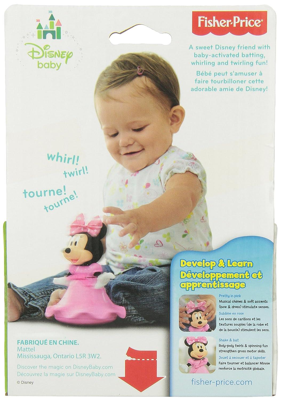 Whirl n Twirl Fisher-Price Disney Minnie