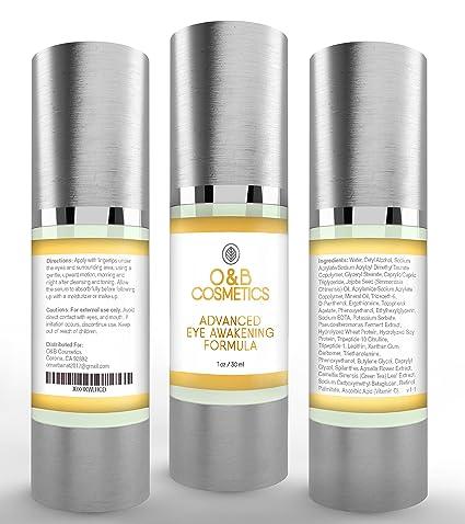 Amazon.com: Anti Envejecimiento de la crema, Eye Cream: La ...