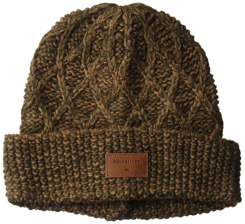 6fb37d33790 Quiksilver Men s Performed Interest Beanie Hat