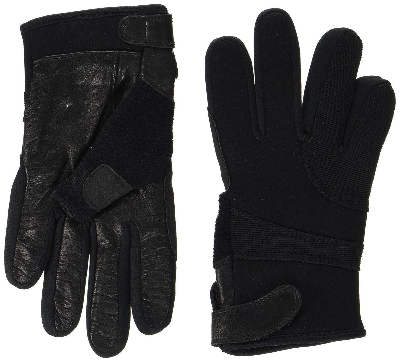 Miltec Neoprene Gloves with Leather Palms XXL