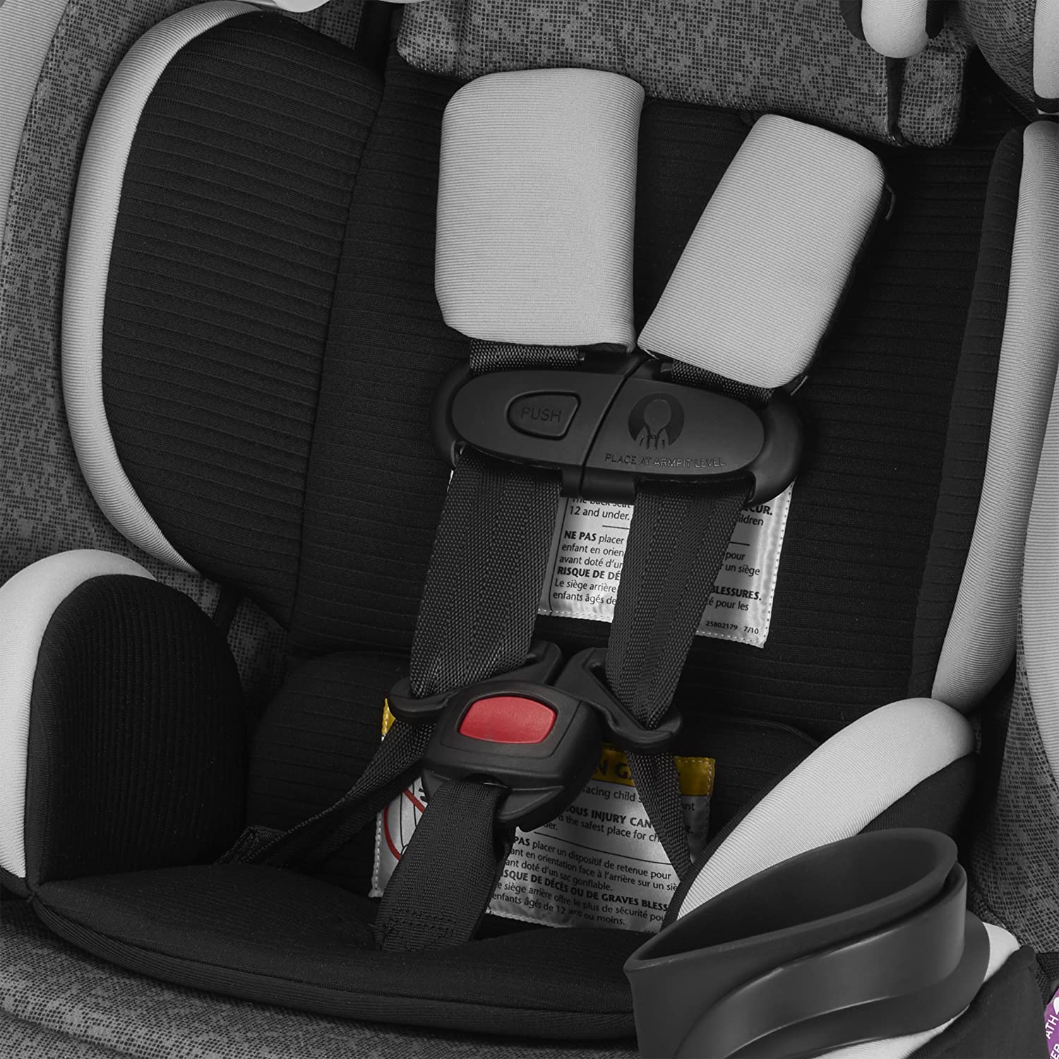 Evenflo EveryStage DLX All-In-One Car Seat Highlands