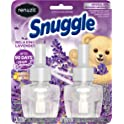 2-Pack Renuzit Snuggle Scented Oil Refill for Plugin Air Fresheners