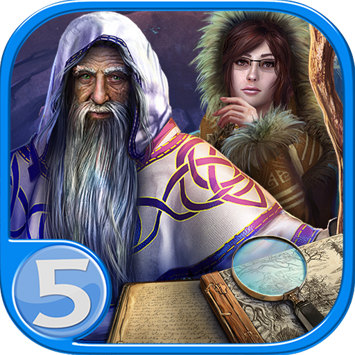 Lost Lands: Ice Spell (Visual Land Android Tablet)
