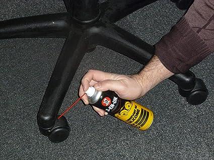 3 EN UNO Profesional - Lubricante de silicona en Spray- 250 ml ...
