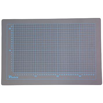 XXL Patchwork Schneidematte 100 x 150cm schwarz