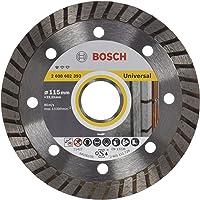 Disco diamantado turbo Bosch Standard for Universal multimaterial 115 x 22,23 x 2 x 10 mm