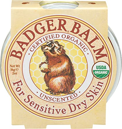 Unscented Beauty Balm by badger #8