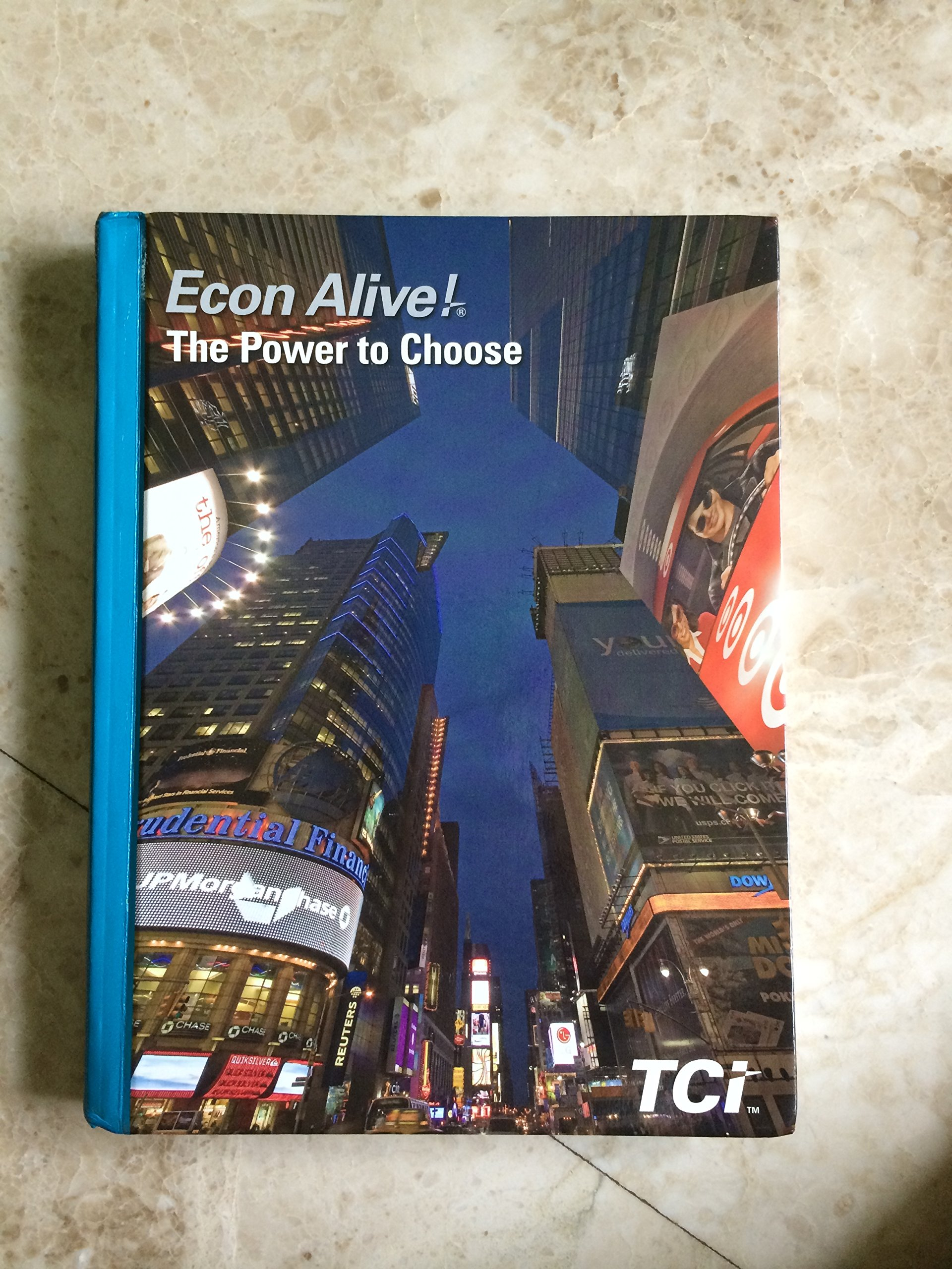Econ Alive The Power to Choose Teachers Curriculum Institute – Teachers Curriculum Institute Worksheets