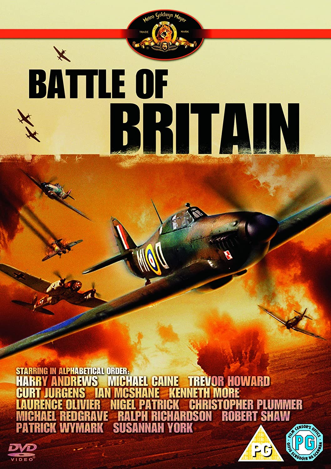Battle Of Britain DVD [Reino Unido]: Amazon.es: Battle of Britain: Cine y Series TV