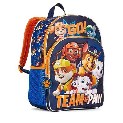 Paw Patrol Backpack 16inch Go Team Paw Book Bag | Kids' Backpacks