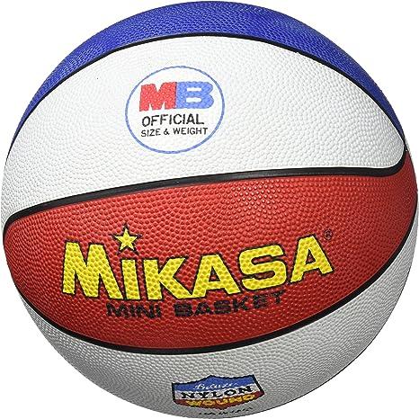 Mikasa 1220-C Balón de baloncesto, Multicolor, talla 5: Amazon.es ...