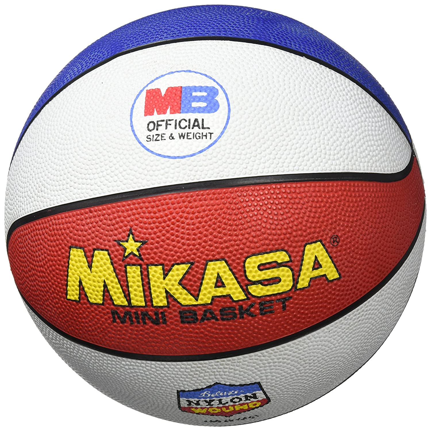 Mikasa 1220-C Balón de baloncesto, Multicolor, talla 5: Amazon.es ...