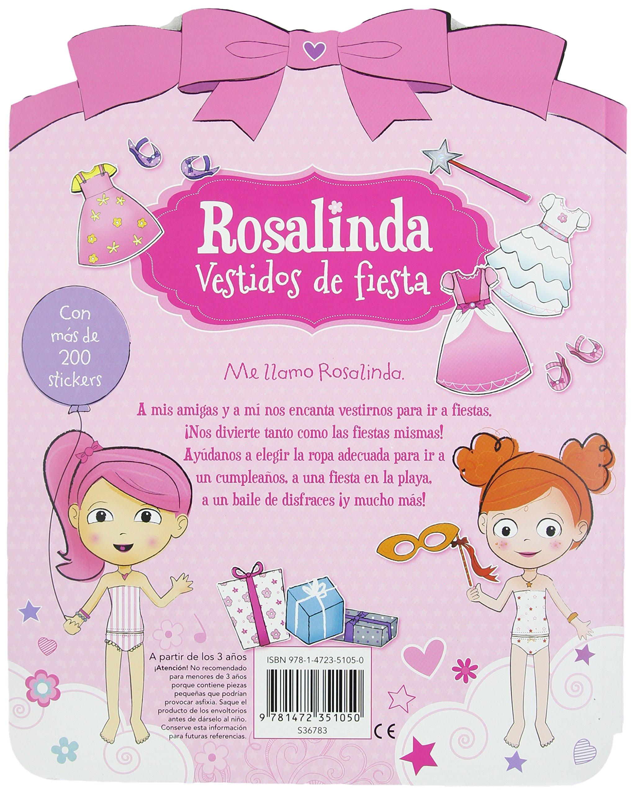 Rosalinda - Vestidos de Fiesta (Pinkabella): Amazon.es: Gillian ...