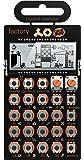 【正規輸入品】 Teenage Engineering PO-16 factory ポケットオペレーター メロディ/リードシンセ TE010AS016