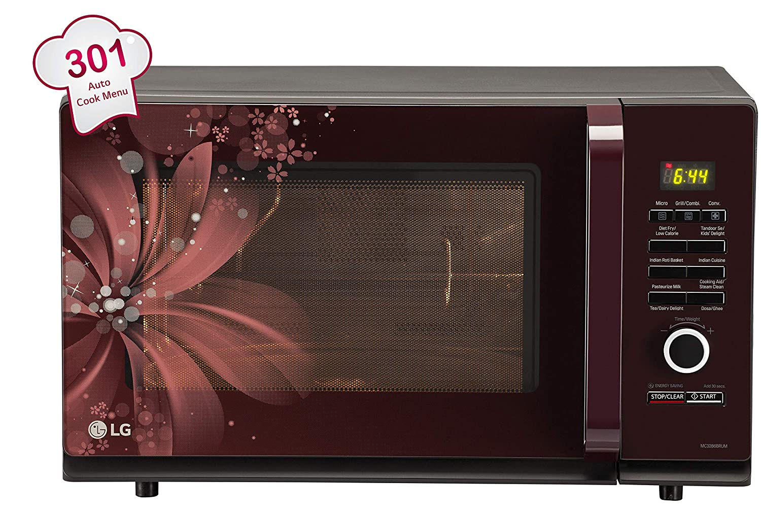 gaixample.org Microwaves Large Appliances LG MS 1922 Microwave