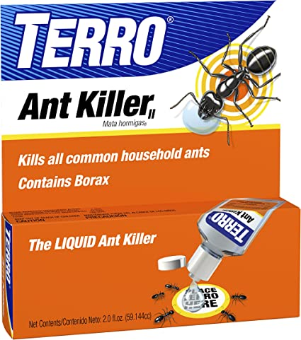 Amazon Com Terro T200 12 2 Oz Liquid Ant Killer Home Pest Lures Garden Outdoor