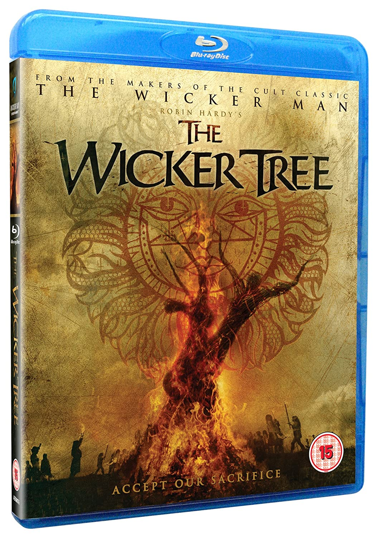 The Wicker Tree [Blu-ray]