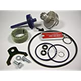 CT Solutions CT350-15/43 700R4 Speedo ELECTRIC TO MECHANICAL CABLE Speedometer Conversion Kit